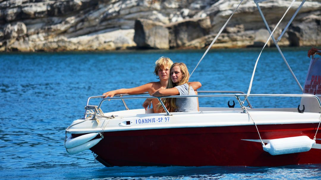 Alexandros & Ioannis | 30-40 HP Speed Boats