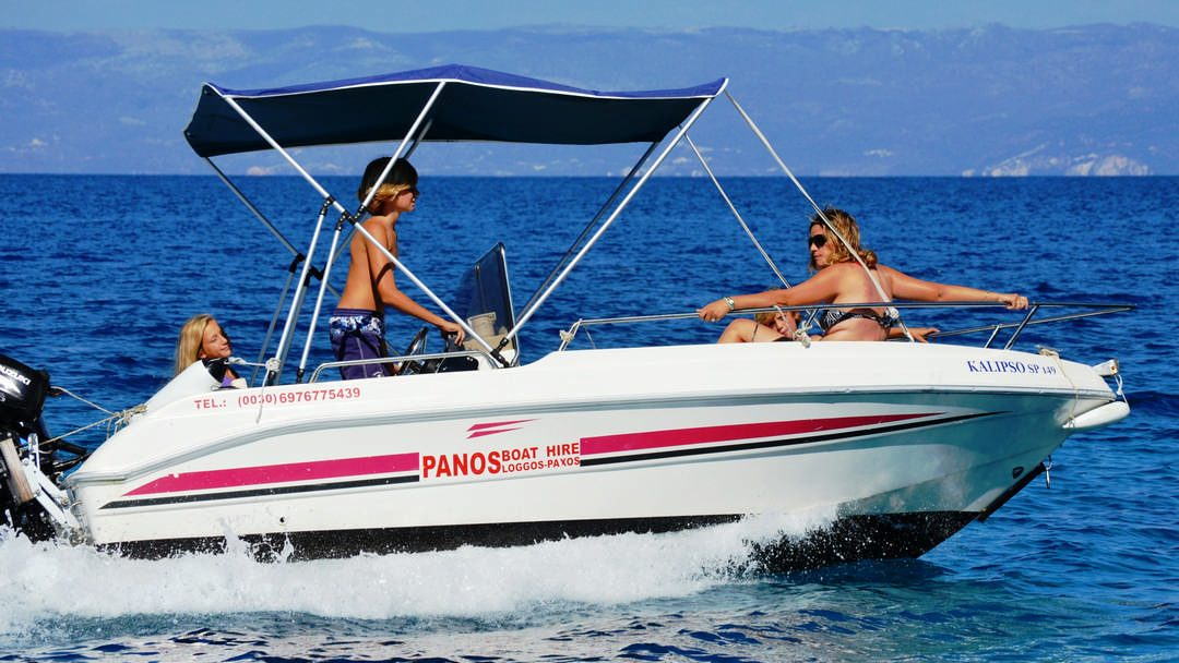 Callisto & Calipso | 30-50 HP Special Comfort Boats