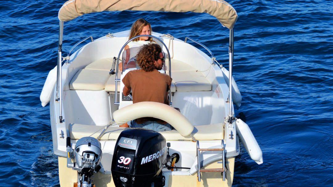Perseas & Thiseas | 30-50 HP Special Comfort Boats