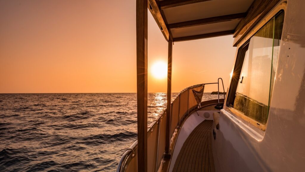 Mystery of Antipaxos | Evening boat trip