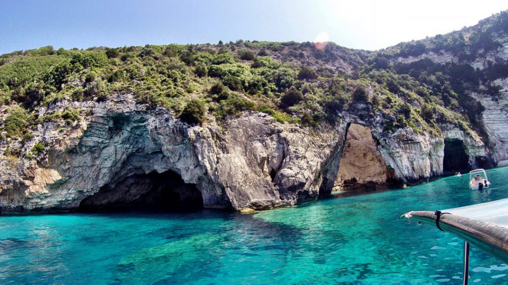 Lefcothea Private Boat Charter in Paxos
